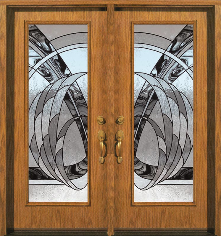 Decorative glass for entry and interior doors gallery for Decorative glass for entry doors