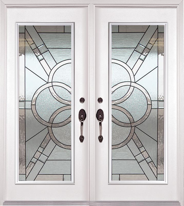 Decorative Glass Panels For Doors : Decorative glass for entry and interior doors gallery