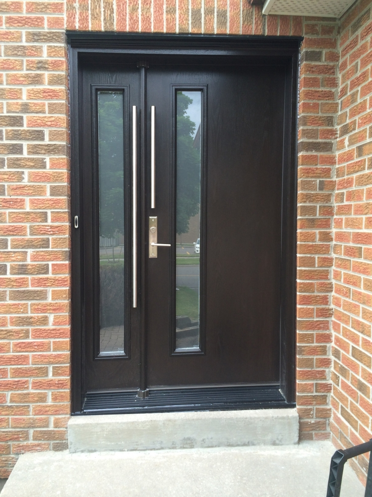 Fiberglass exterior door manufacturers entry doors for Exterior fiberglass doors