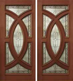 Entry Wood Doors