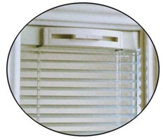 Door Internal Blinds
